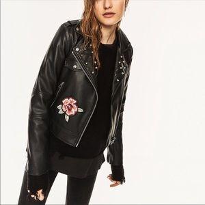Zara Studded Jacket